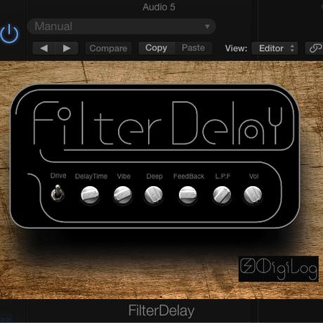 Filter Delay β
