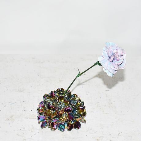 Metal flower vase(W8×H6)