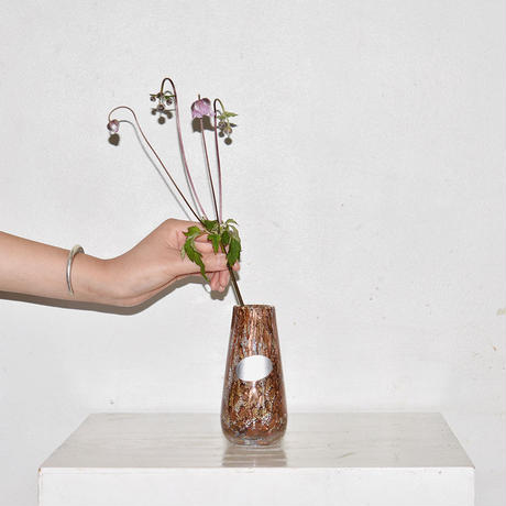Marble Cylinder Flower Vase(W7×H14)