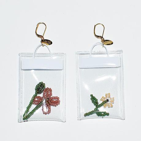 Clear Bag Pierce/BROWN