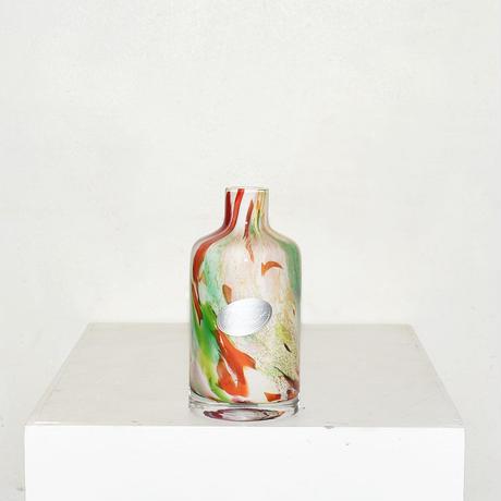 Marble Cylinder Flower Vase(W8×H16)/MULTI