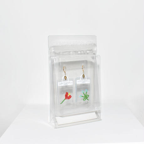 Clear Bag Pierce/RED