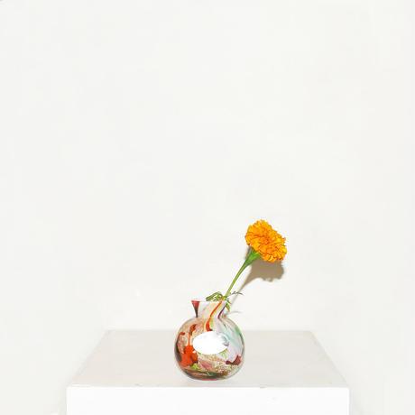 Mini Ball  Flower Vase(W8×H9)/MULTI