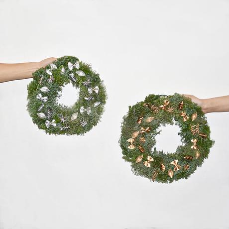 【ORDER】Christmas Wreath(小)