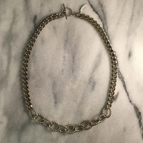 volume chain necklace