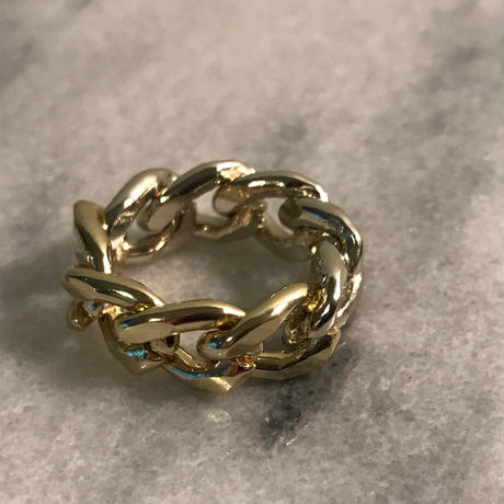 bi-color chain ring(太)