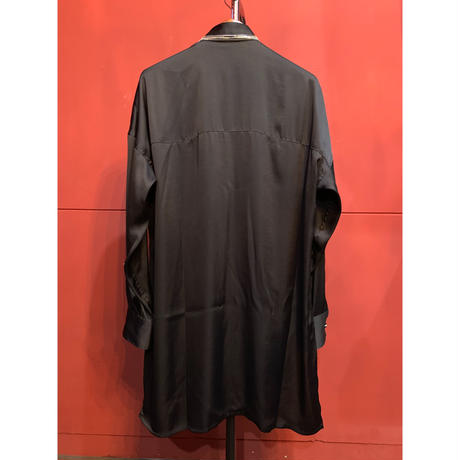 ACUOD by CHANU/Button Long Shirt