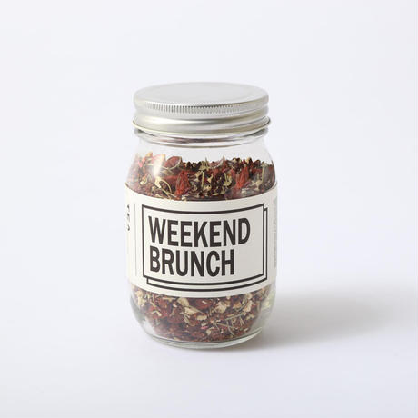 WEEKEND BRUNCH