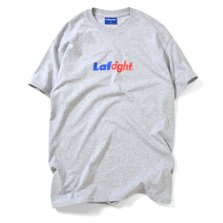LE190102  / Lafayette x HAIGHT - Lafaight Logo S/S Tee - GRAY