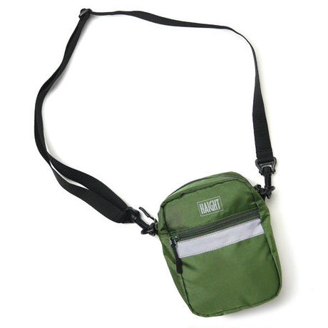 HT-G180001 / RIPSTOP SHOULDER POUCH - OLIVE