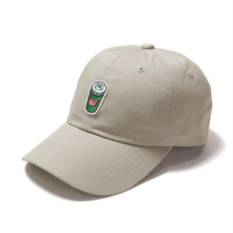 HT-CLF206002 / PILLCASE BALL CAP ft Cleofus - STONE