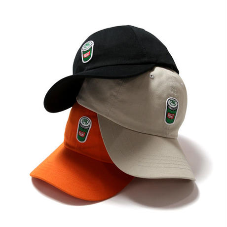 HT-CLF206002 / PILLCASE BALL CAP ft Cleofus - ORANGE