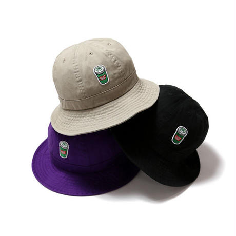 HT-CLF206001 / PILLCASE BALL HAT ft Cleofus - BLACK