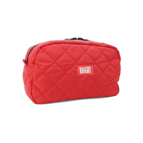 HT-G177003 / QUILTING POUCH / L - RED