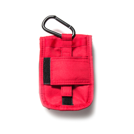 HT-G167001 / MULTI POUCH - RED
