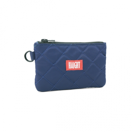 HT-G177004 / QUILTING POUCH / S - NAVY