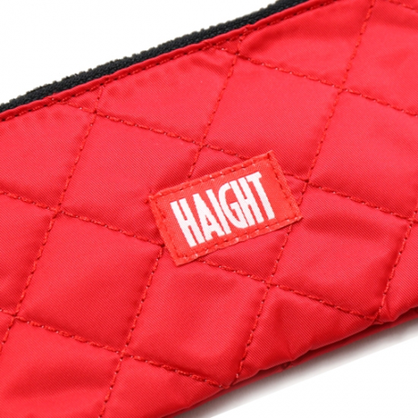 HT-G177004 / QUILTING POUCH / S - RED