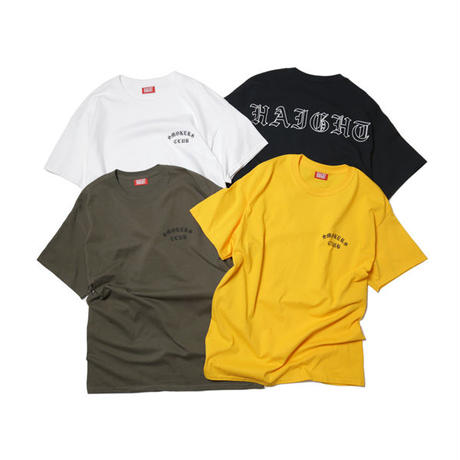HT-W210002 / SMOKERS CLUB S/S Tee - OLIVE