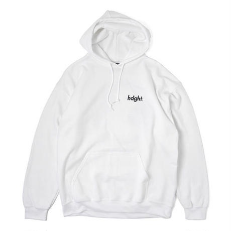 HT-W198005  / HONEY POT PULLOVER HOODIE ft 4D7S - WHITE