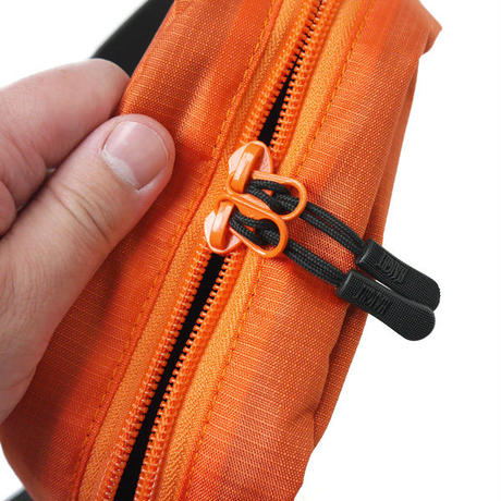 HT-G180001 / RIPSTOP SHOULDER POUCH - ORANGE