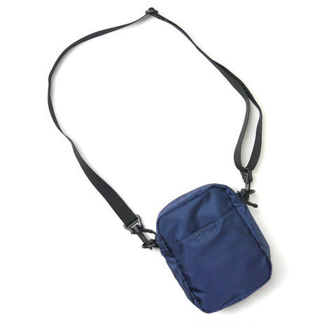 HT-G180001 / RIPSTOP SHOULDER POUCH - NAVY