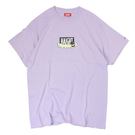 HT-W188002 / HAIGHT×CLEOFUS S/S Tee - LAVENDER
