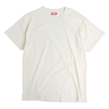 HT-W181003  / BIG CLOUDON S/S Tee - NATURAL