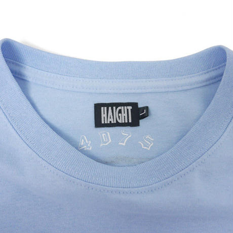 HT-W198003  / HONEY POT S/S Tee ft 4D7S - LIGHT BLUE