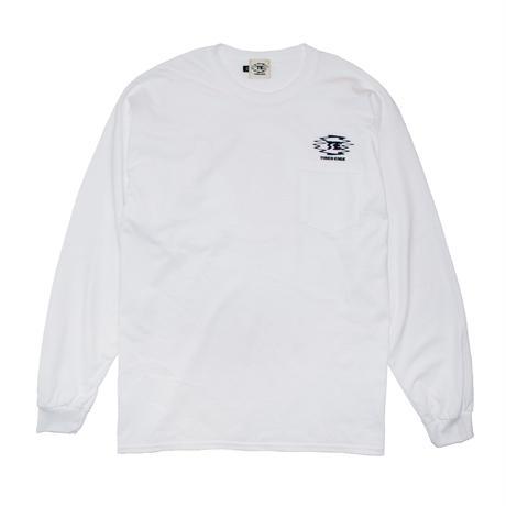 チンタックポケットロンT [WHITE]