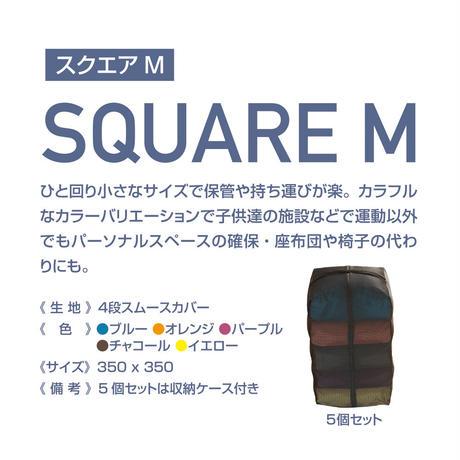 SQUARE M(スクエアM)5個セット・補充ビーズ付き