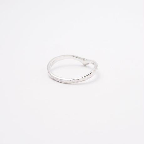 Violet ring / gold