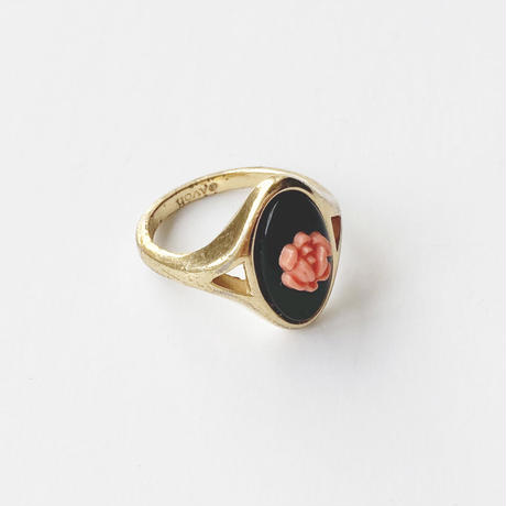 #14 AVON oval ring