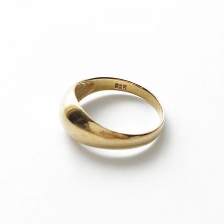 #17 18KGP drop ring