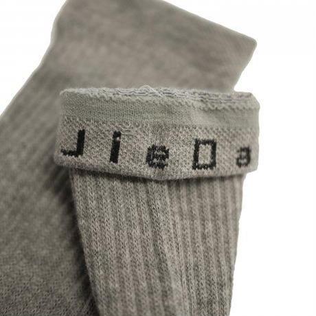 JieDa EASY FIT SOCKS (GRY) Jie-20S-GD11