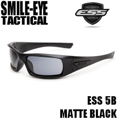 ESS 5B MATTE BLACK