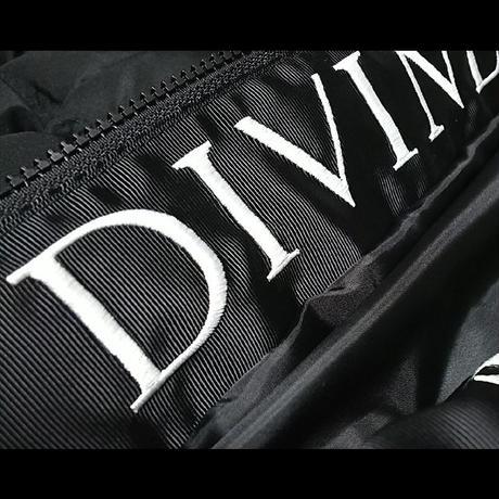 DIVINEウィンタージャケット 【ロゴフード】フルオーダー