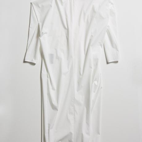 DK19-04-C02/80/1 Stretch Typewriter Cloth Coat/2COLORS