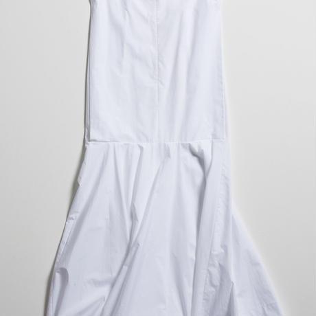 DK19-08-D06/100/2 x 80/2 Cotton Typewriter Dress/2COLORS