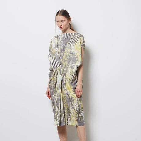 """DK18-01-O04/""""Maison & Nico"""" Square Dress/2 COLORS"""