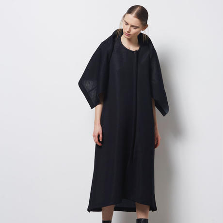 DK18-CS03-O05/LANA Double Knit Coat Dress/2 COLOR