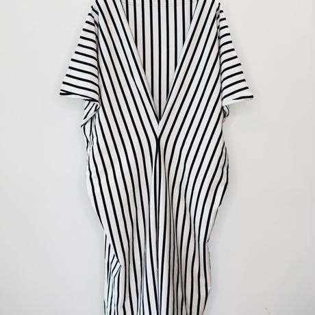 DK19-CS03-O07/Cotton Stripe Jersey Top/1COLOR/Limited Edition