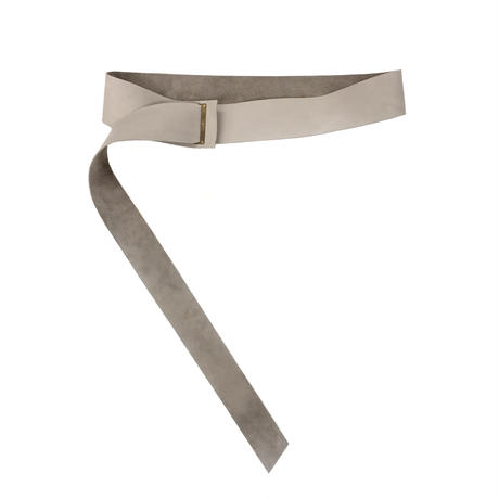 DK16-AC-A05/Horse Leather / Brass Belt