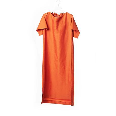 DK15-07-D03/Linen/Ny Twill Dress