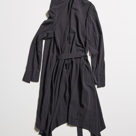 DK19-05-C03/Cotton Super Soft Twill Coat/ 2COLORS