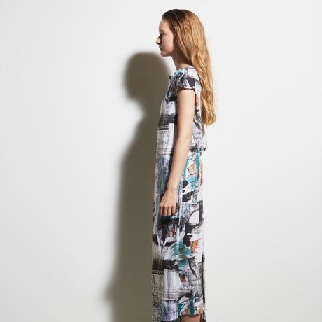 "DK19-CS01-D01/""Cycles & Seasons""60C Modal Smooth Dress/1COLOR"