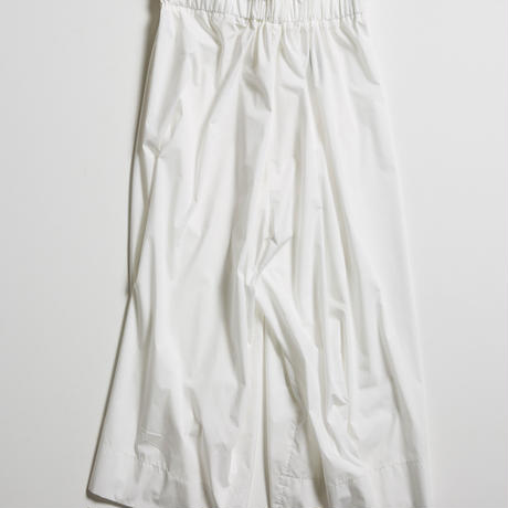 DK19-04-P04/80/1 Stretch Typewriter Cloth Big Pants /2COLORS