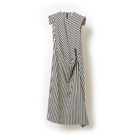 DK17-07-D03/BONOTTO STRIPES Dress
