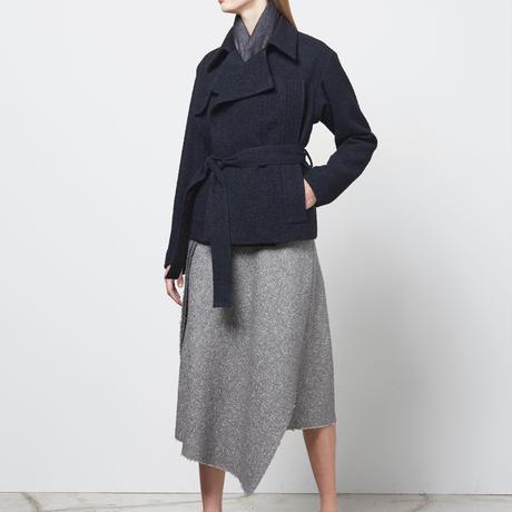 DK16-09-J02/BONOTTO Spongy Wool Jacket