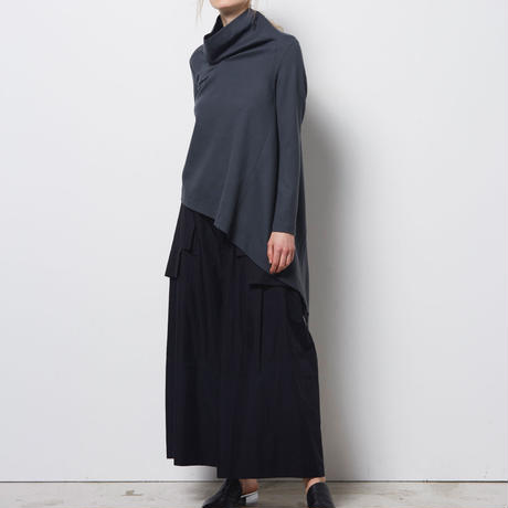 DK18-06-P02/Ny/C Chambray Trousers/1 COLOR