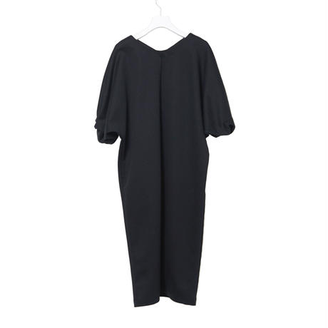 DV-010/Basics/Cardboard Knit Dress